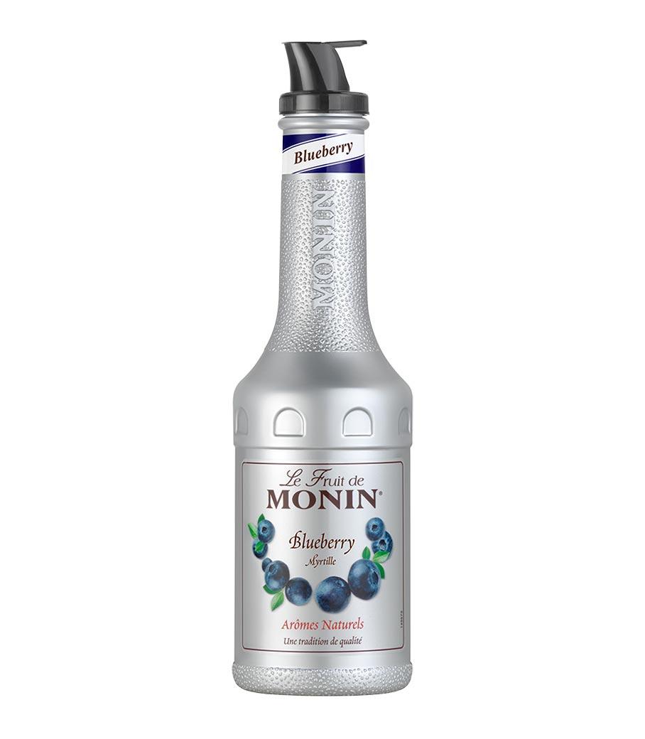 MONIN BLUEBERRY (ΜΥΡΤΙΛΟ) PUREE 1LT