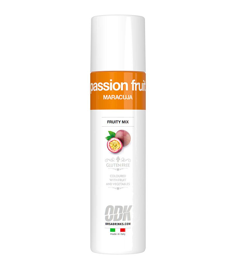 ODK PASSION FRUIT PUREE 750ml (1kg)