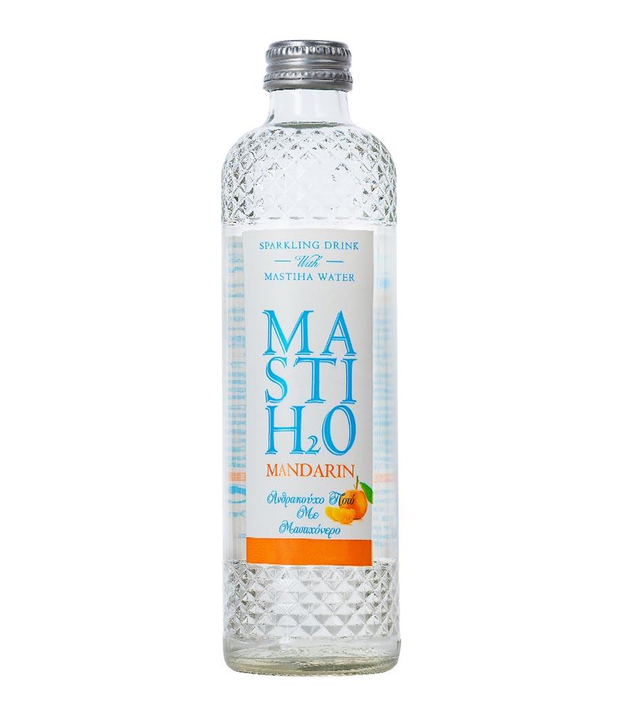 MASTIH2O ΜΑΣΤΙΧΟΝΕΡΟ ΜΑΝΤΑΡΙΝΙ 330ml