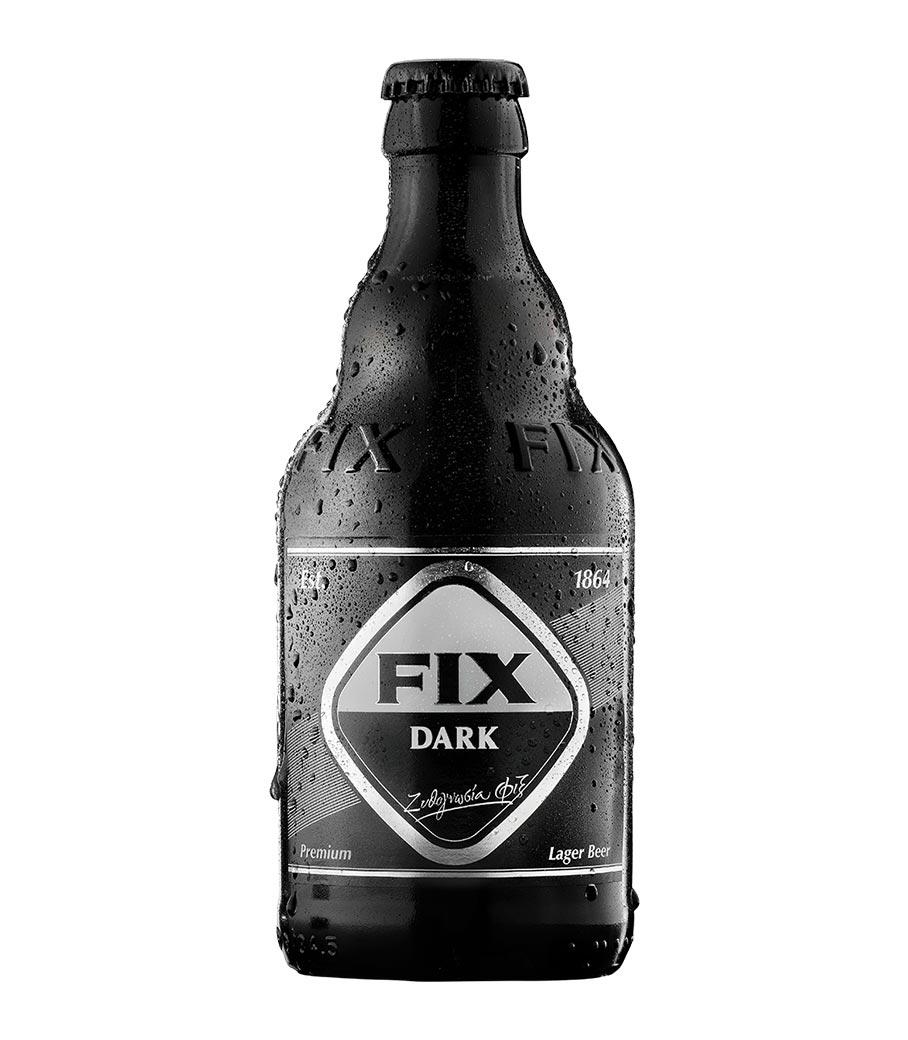 FIX DARK (ΦΙΞ) NRB BEER 330ml