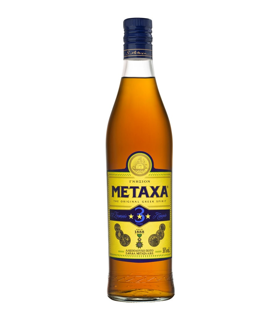 METAXA 3* 350ml