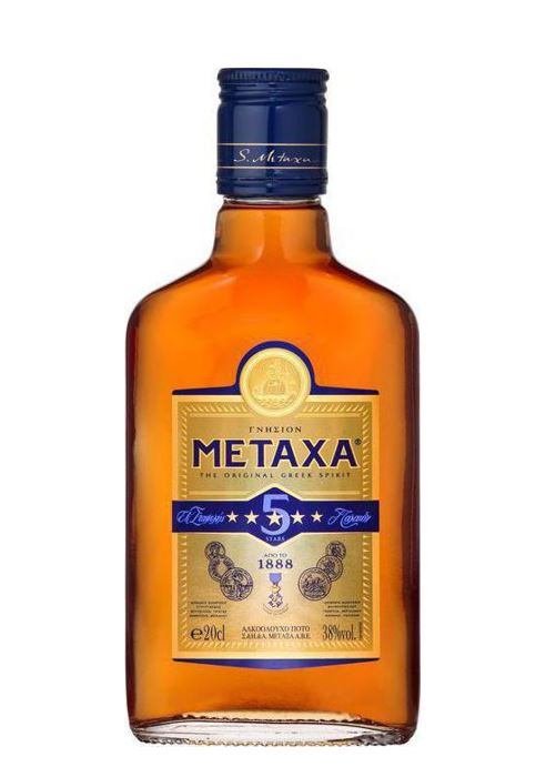 METAXA 5* 200ml