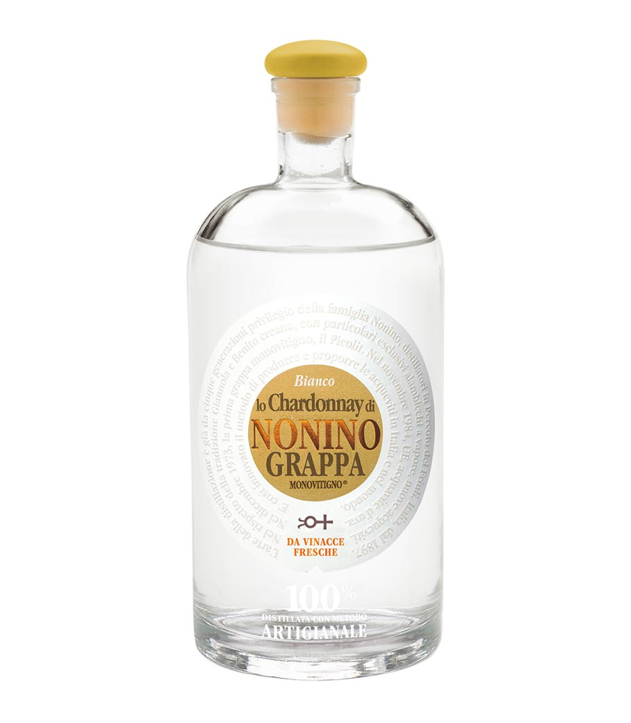 NONINO CHARDONNAY BIANCO GRAPPA 700ml