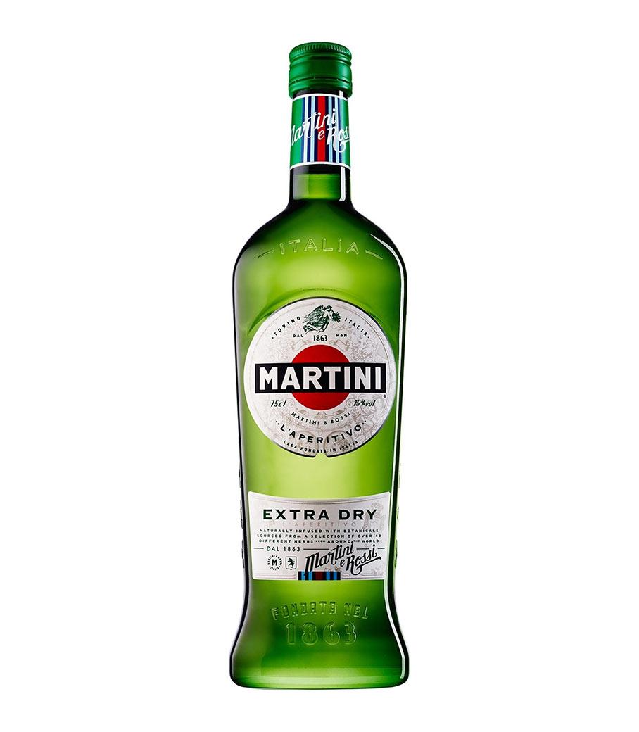MARTINI DRY VERMOUTH 1LT