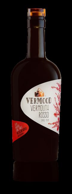 VERMOOD VERMOUTH ROSSO 750ml