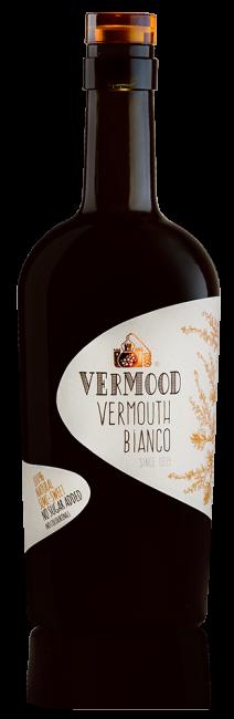 VERMOOD VERMOUTH BIANCO 750ml
