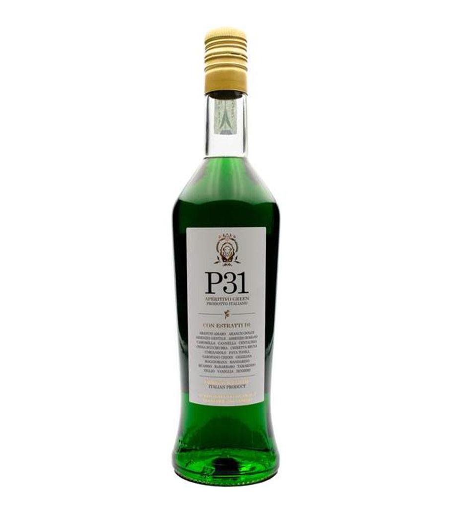P31 GREEN APERITIVO 1LT