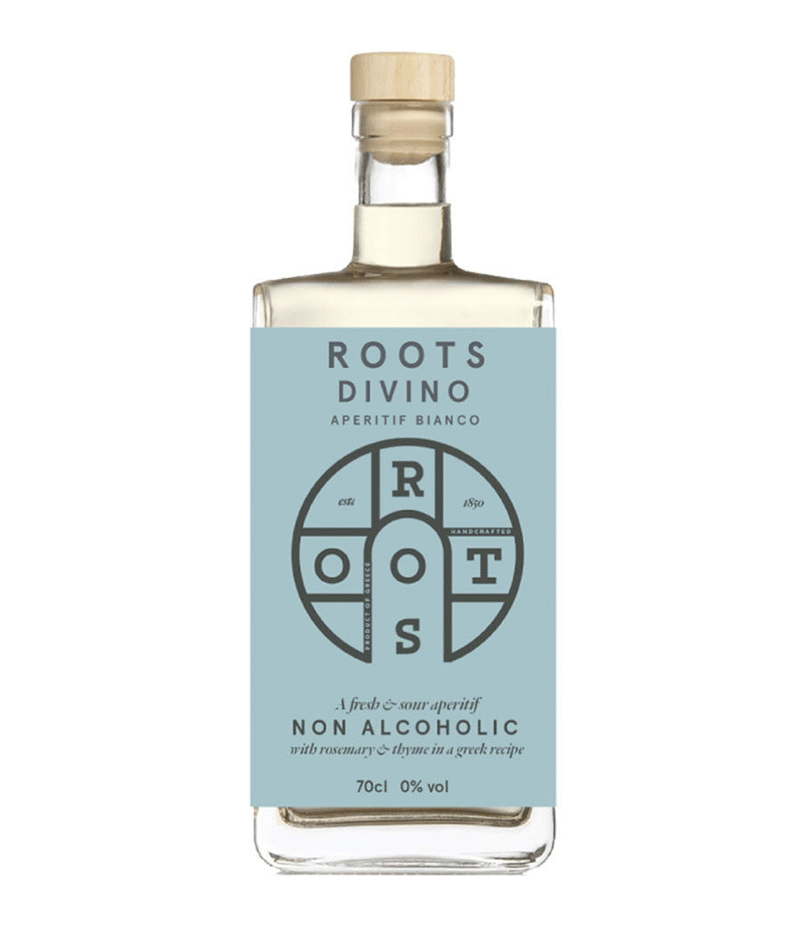 ROOTS DIVINO NON ALCOHOLIC VERMOUTH BIANCO 700ml