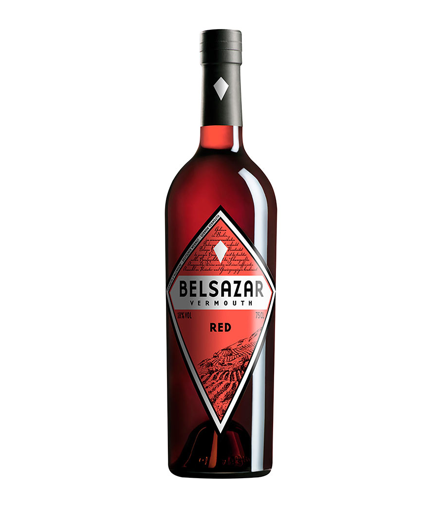 BELSAZAR RED VERMOUTH 750ml
