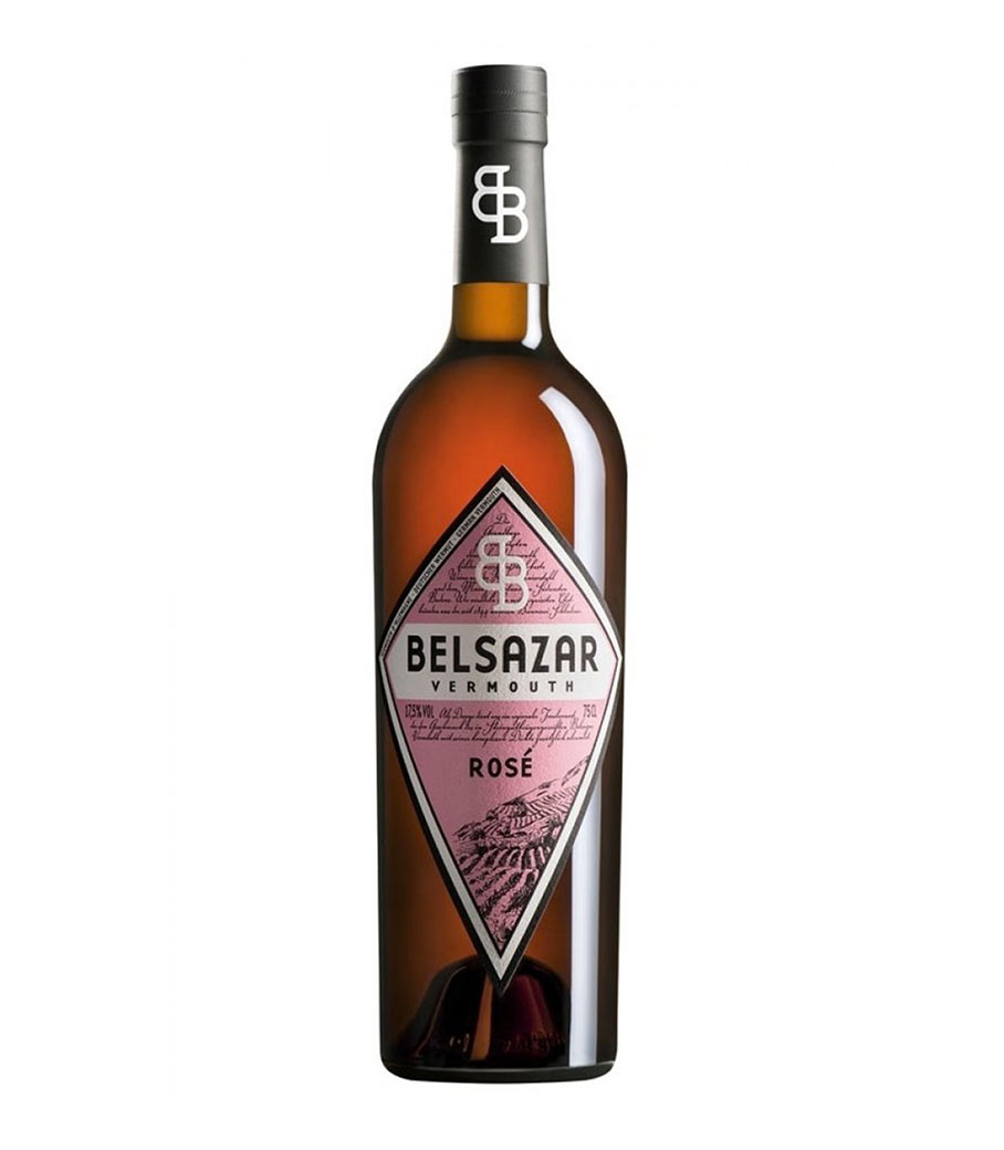 BELSAZAR ROSE VERMOUTH 750ml