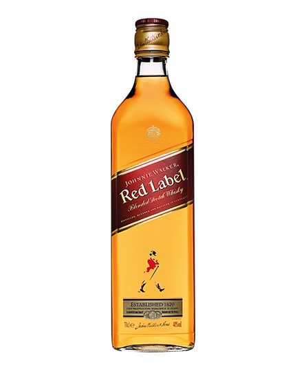 JOHNNIE WALKER RED 700 ml