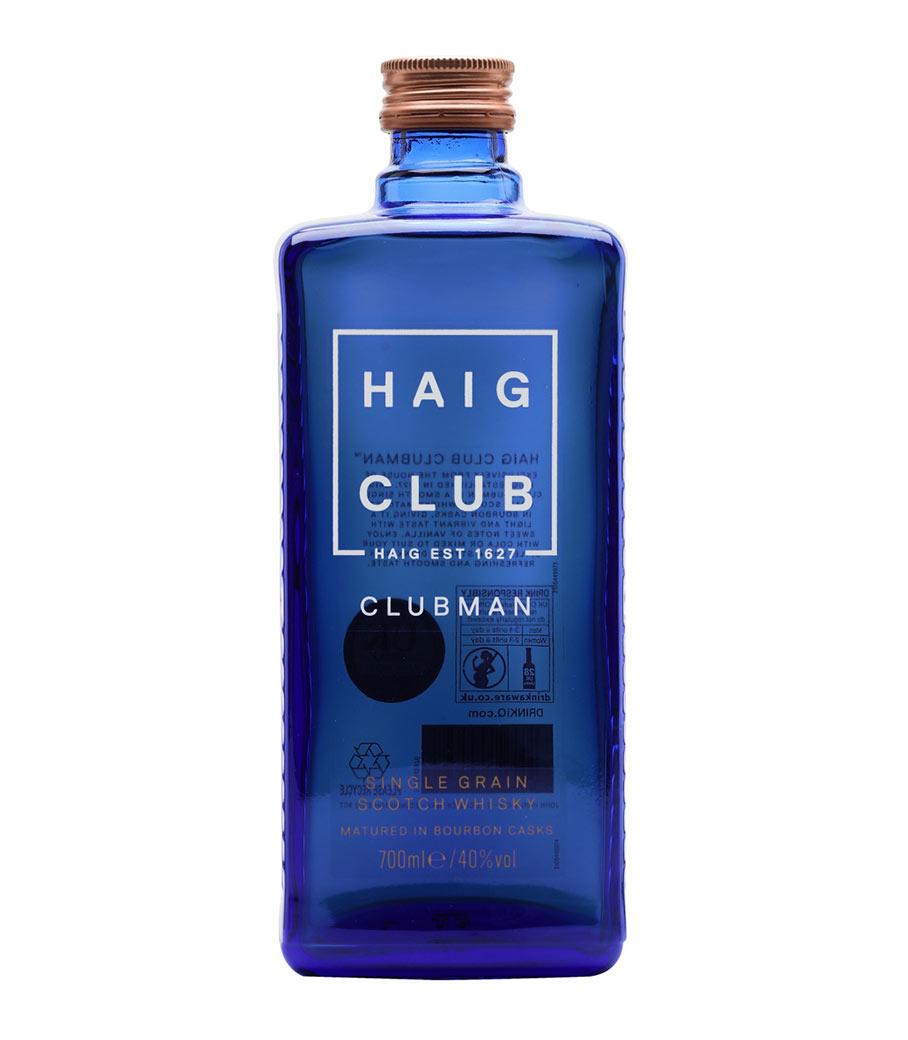 HAIG CLUB CLUBMAN WHISKY 700ml