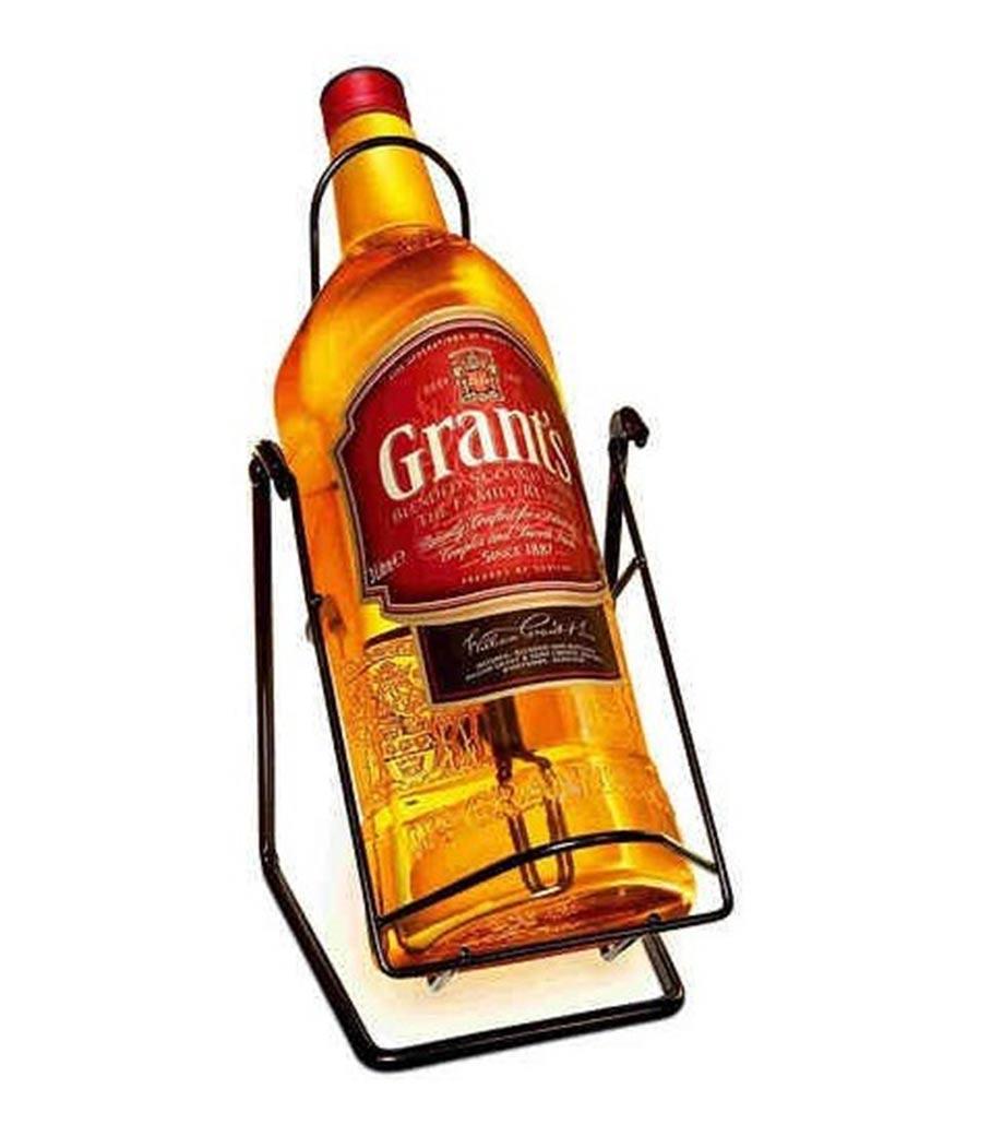 GRANTS WHISKY 3LT