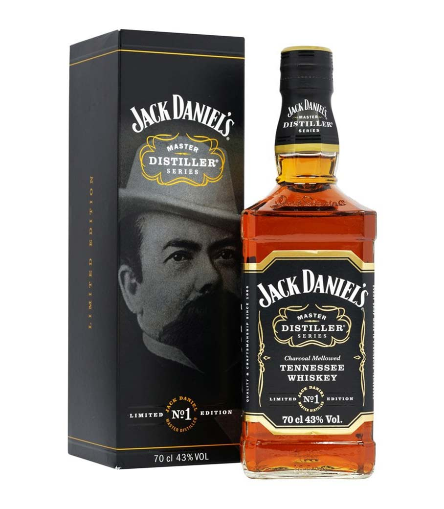 JACK DANIEL'S MASTER DISTILLER No.1 EDITION WHISKEY 700ml