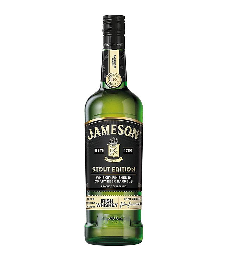 JAMESON STOUT EDITION (CASKMATES) IRISH WHISKEY 700ml