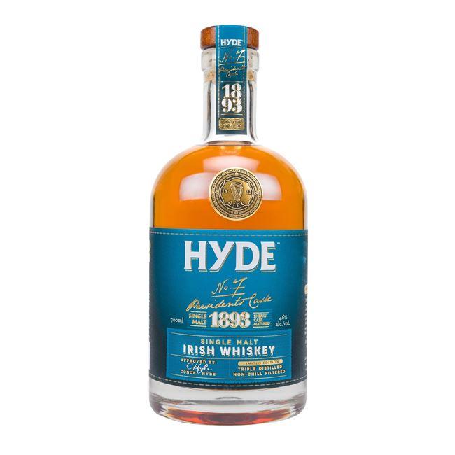 HYDE NR.7 SINGLE MALT PRESIDENT'S CASK 700ml
