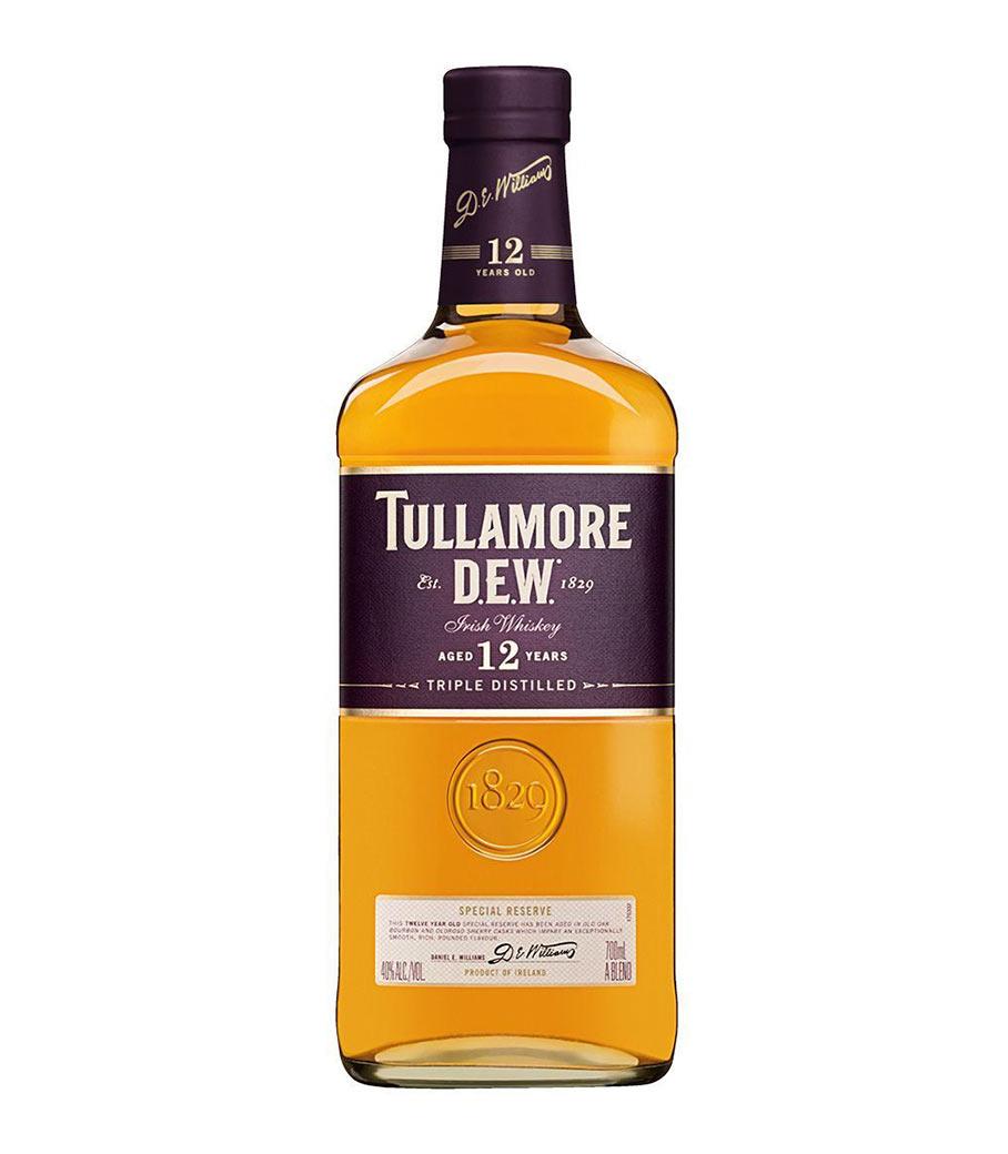 TULLAMORE DEW 12Y IRISH WHISKEY 700ml