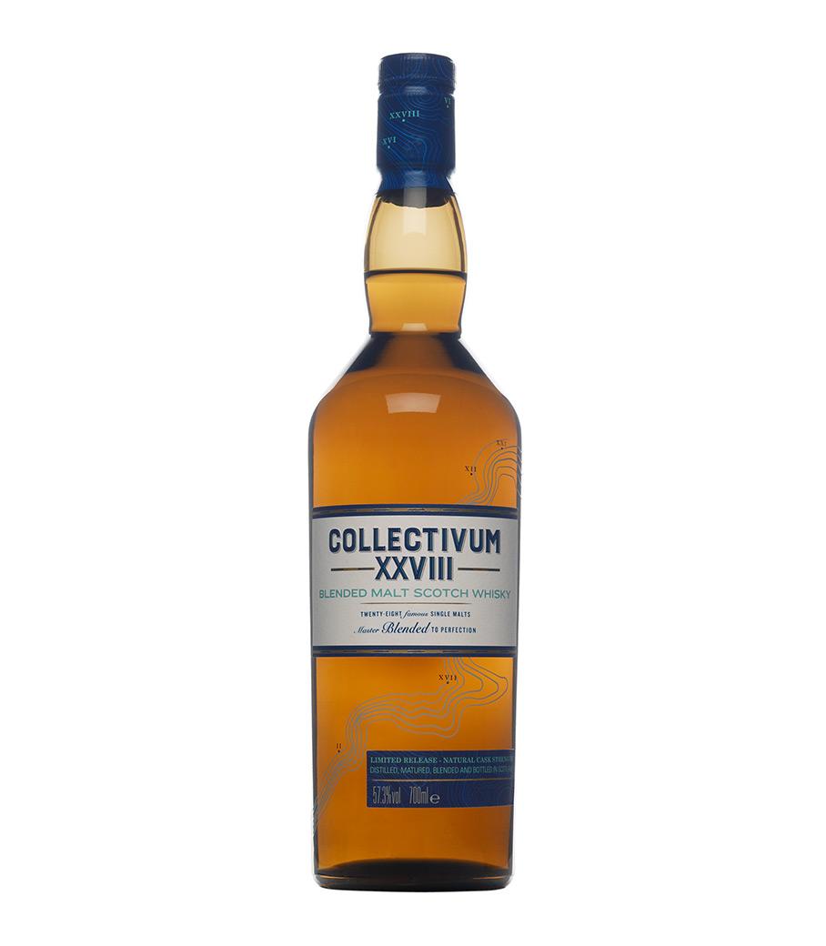 COLLECTIVUM XXVIII WHISKY 700ml