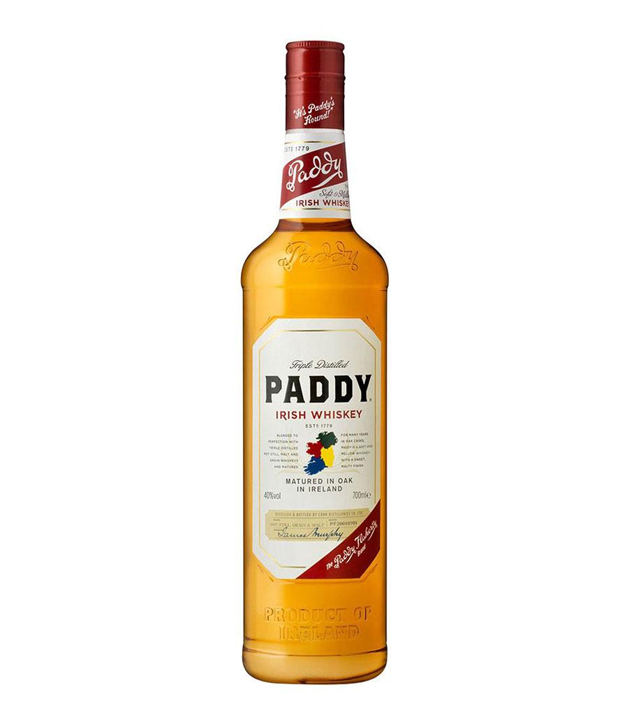 PADDY IRISH WHISKEY 700ml