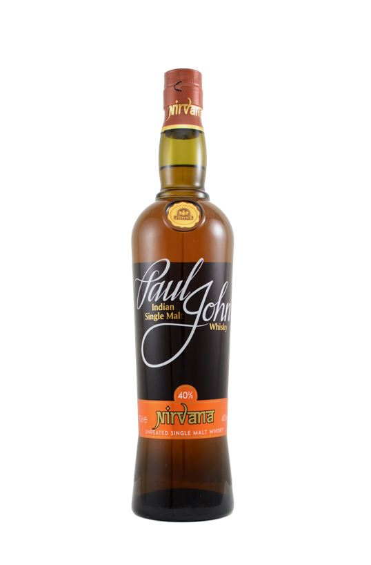 PAUL JOHN NIRVANA MALT WHISKY 700ml