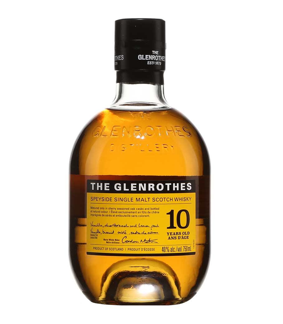 GLENROTHES 10Y WHISKY 700ml