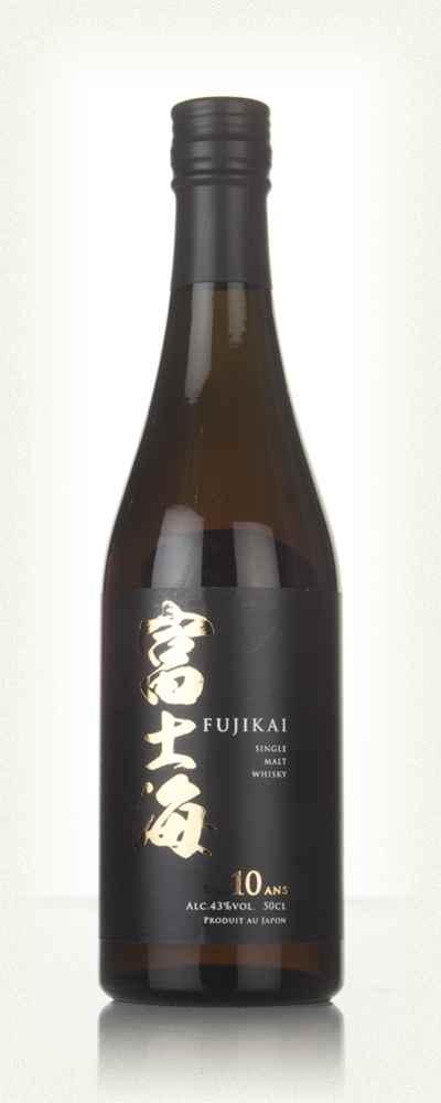 FUJIKAI JAPANESE SINGLE MALT 700ml
