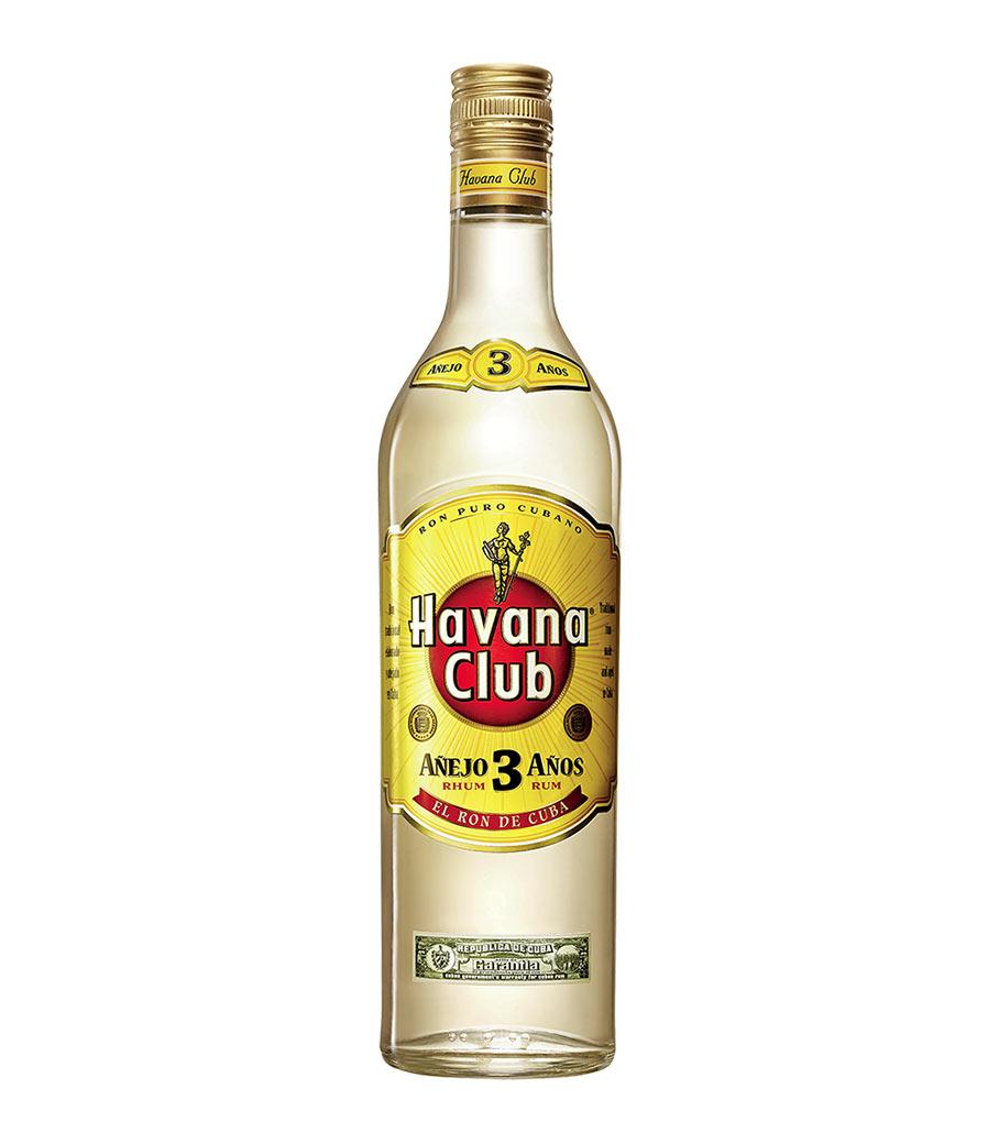 HAVANA CLUB ANEJO BLANCO 3Y RUM 700ml