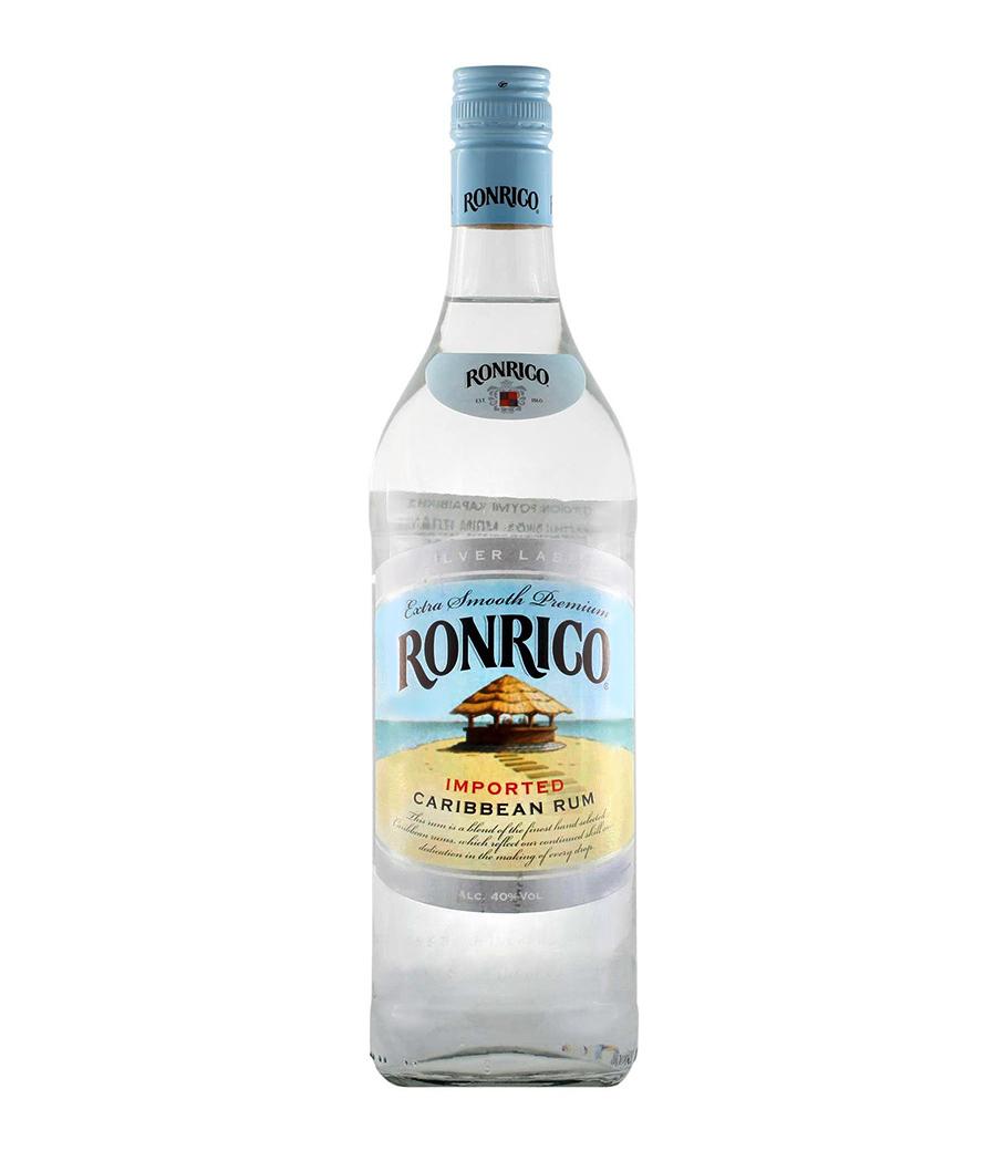 RONRICO SILVER RUM 1LT