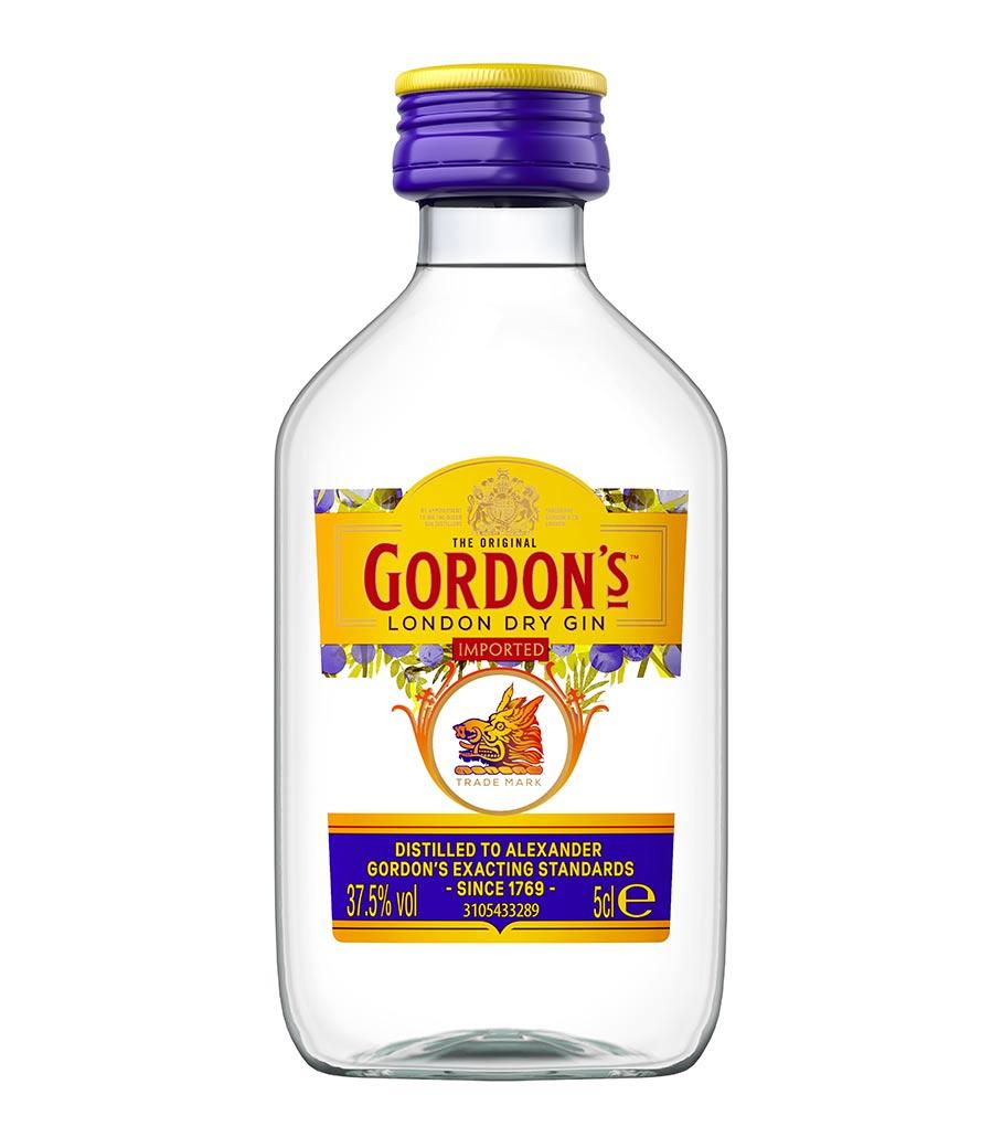 GORDON'S GIN ΜΙΝΙΑΤΟΥΡΑ 50ml