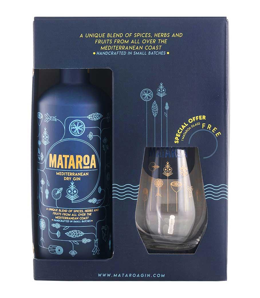 MATAROA GIN GIFT BOX 700ml