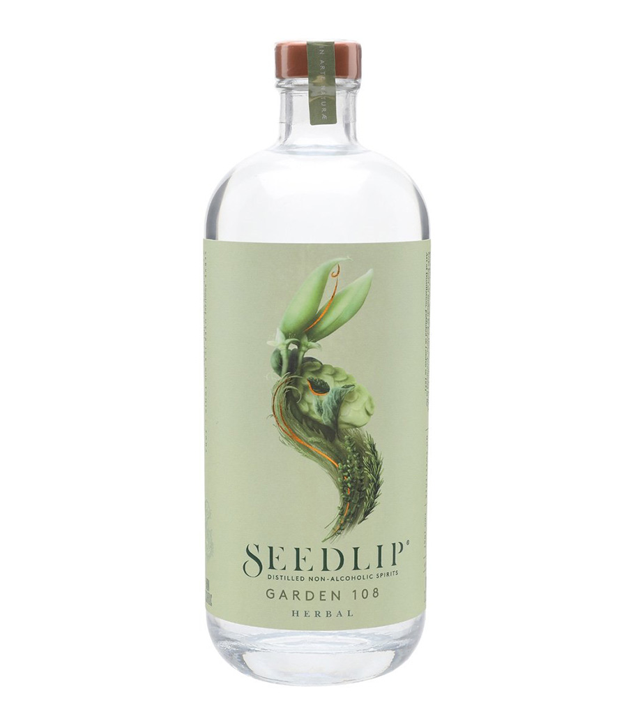 SEEDLIP GARDEN 108 NON ALCOHOLIC SPIRIT 700ml